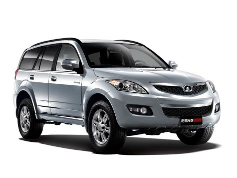 Great Wall Hover H5  02.2011 - 07.2016