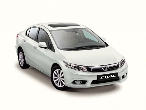 Honda Civic FB
