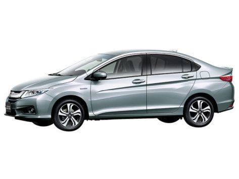 Honda Grace  12.2014 - 06.2017