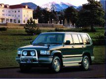 Honda Horizon 1994, джип/suv 5 дв., 1 поколение