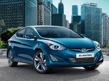 Hyundai Elantra рестайлинг 2013, седан, 5 поколение, MD