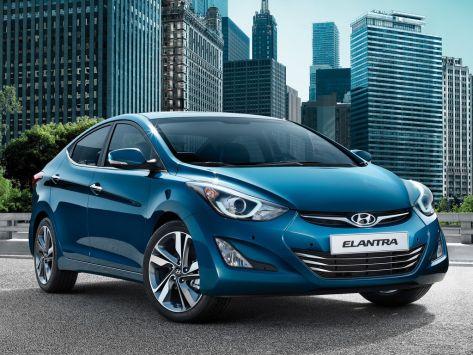 Hyundai Elantra (MD) 08.2013 - 05.2016