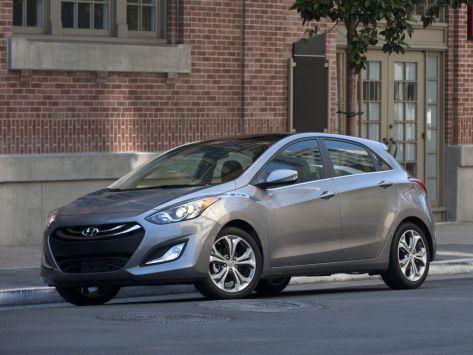Hyundai Elantra (GD) 06.2012 - 04.2015