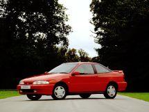 Hyundai S Coupe рестайлинг 1992, купе, 1 поколение