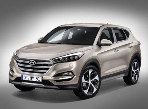 Hyundai Tucson  03.2015 - 02.2019