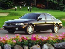 Infiniti J30 1993, седан, 1 поколение