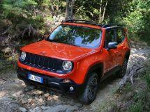 Jeep Renegade 1 поколение, 03.2014 - 01.2020, Джип/SUV 5 дв.