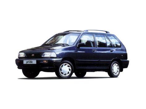 Kia Pride (Y) 03.1996 - 09.2000