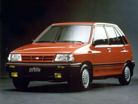 Kia Pride (Y) 03.1987 - 01.2000