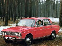 Лада 2103 1972, седан, 1 поколение