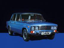 Лада 2106 1976, седан, 1 поколение