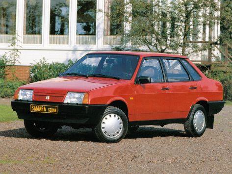 Лада 21099  12.1990 - 06.2004