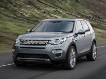 Land Rover Discovery Sport 2014, джип/suv 5 дв., 1 поколение, L550