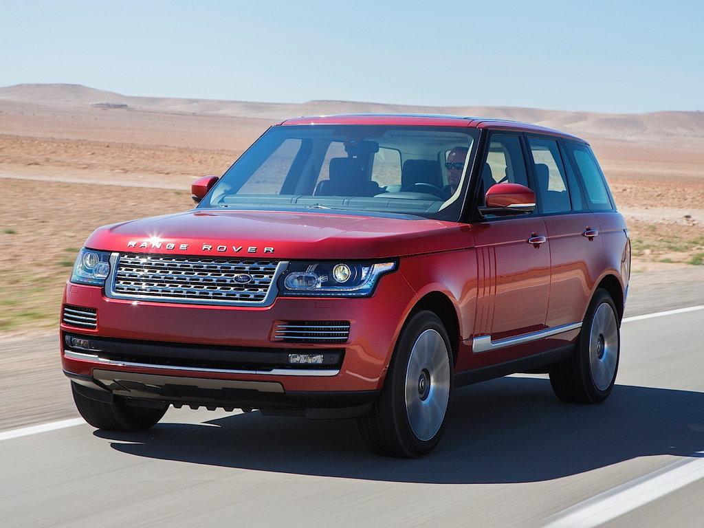 Land Rover Range Rover 2012 - 2017