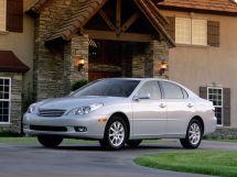 Lexus ES300 2001, седан, 4 поколение, XV30