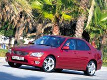 Lexus IS200 1998, седан, 1 поколение, XE10