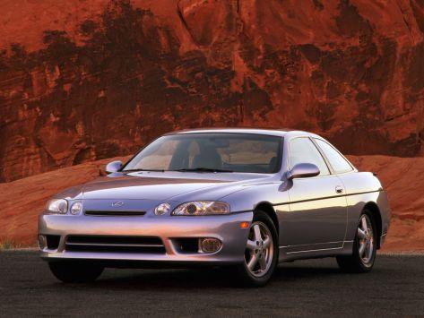 Lexus SC300 (Z30) 08.1997 - 01.2000