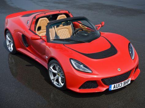 Lotus Exige (Series 3) 06.2011 -  н.в.