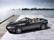 Maserati GranCabrio 2009, открытый кузов, 1 поколение