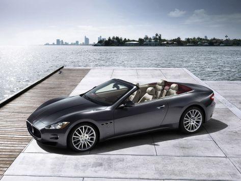 Maserati GranCabrio  09.2009 - 02.2016