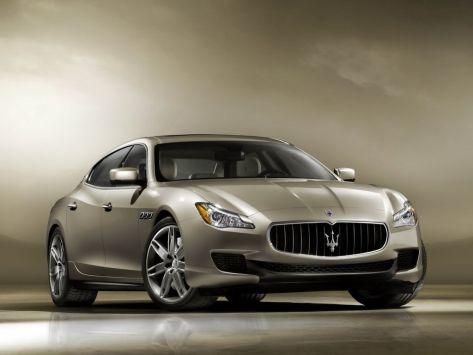 Maserati Quattroporte (M156) 10.2012 - 10.2016