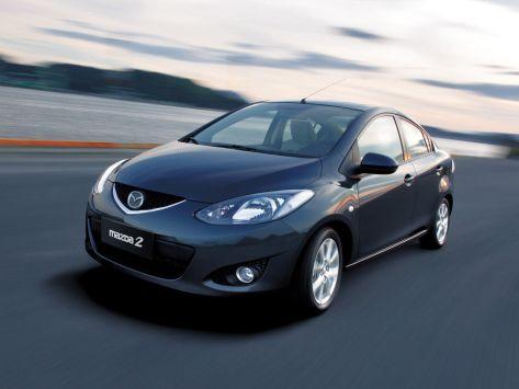 Mazda Mazda2 DE