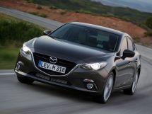 Mazda Mazda3 3 поколение, 06.2013 - 07.2016, Седан