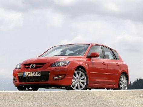 Mazda Mazda3 MPS BK