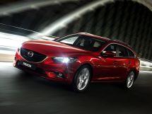 Mazda Mazda6 2012, универсал, 3 поколение, GJ