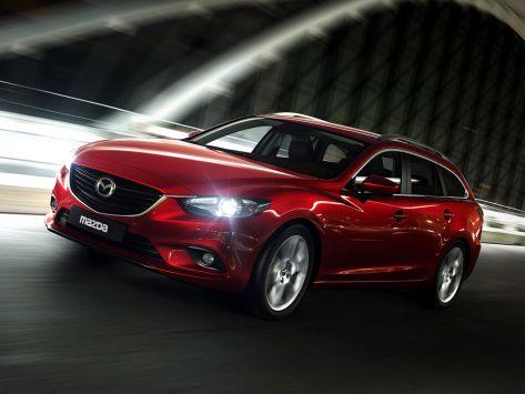 Mazda Mazda6 (GJ) 08.2012 - 01.2015