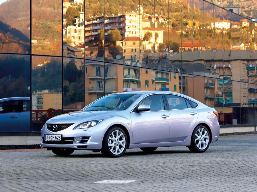 mazda 6 2008 с мотором 2,5 литра