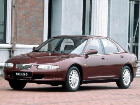 Mazda Xedos 6 (TA) 01.1992 - 07.1994