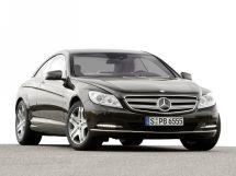 Mercedes-Benz CL-Class рестайлинг 2010, купе, 3 поколение, C216