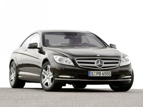 Mercedes-Benz CL-Class (C216) 06.2010 - 06.2014