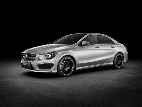 Mercedes-Benz CLA-Class (C117) 04.2013 - 04.2016