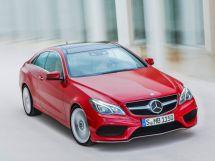 Mercedes-Benz E-Class рестайлинг, 4 поколение, 04.2013 - 02.2017, Купе