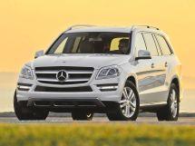 Mercedes-Benz GL-Class 2 поколение, 09.2012 - 11.2015, Джип/SUV 5 дв.