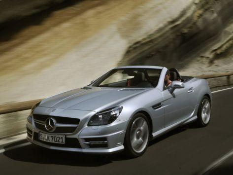 Mercedes-Benz SLK-Class (R172) 01.2011 - 01.2016