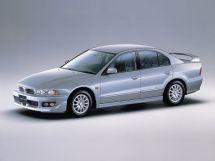 Mitsubishi Aspire 1998, седан, 1 поколение