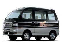 Mitsubishi Bravo 1991, минивэн, 2 поколение