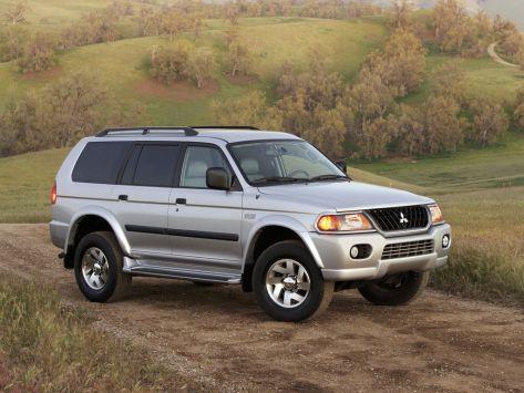 Mitsubishi Montero Sport  03.2000 - 10.2005