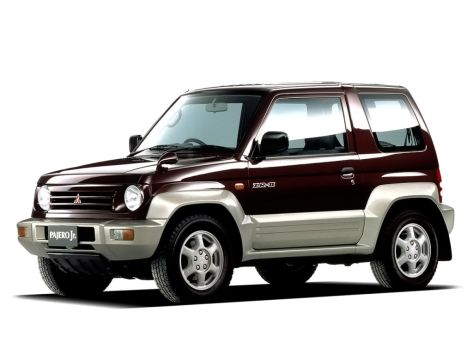 Mitsubishi Pajero Junior  11.1995 - 05.1998
