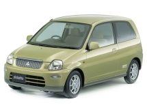Mitsubishi Pistachio 1999, хэтчбек 3 дв., 1 поколение