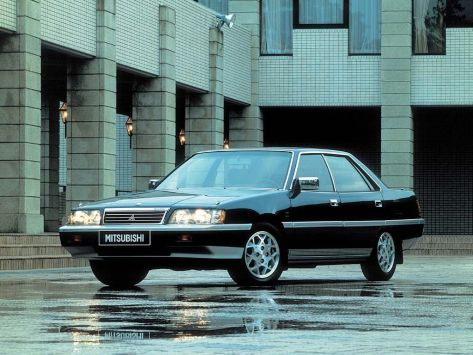 Mitsubishi Sapporo  06.1987 - 08.1990