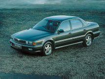 Mitsubishi Sigma 1990, седан, 1 поколение