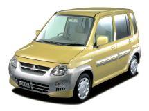 Mitsubishi Toppo BJ Wide 1999, минивэн, 1 поколение