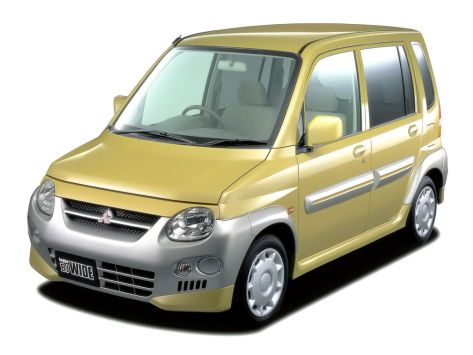 Mitsubishi Toppo BJ Wide  01.1999 - 03.2001