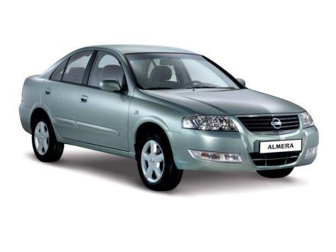 Nissan Almera Classic (B10) 03.2006 - 11.2012
