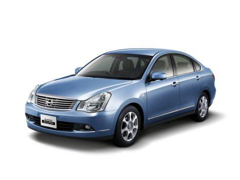Nissan Bluebird Sylphy (G11) 12.2005 - 12.2012