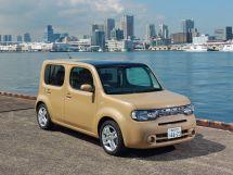 Nissan Cube 2008, хэтчбек, 3 поколение, Z12